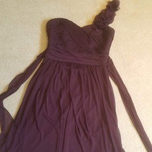 Homecoming /Prom Purple Dress
